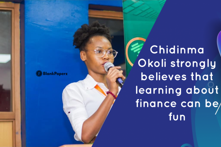 Chidinma Okoli of Financially Literare Africa