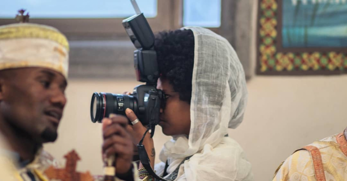 Martha Tadesse the Ethiopian Photographer
