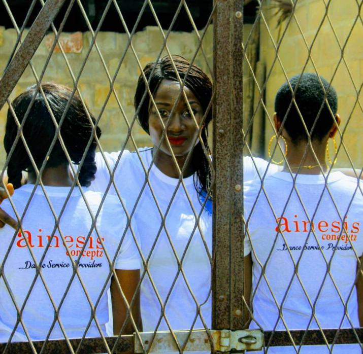 Dancing team Ainesis